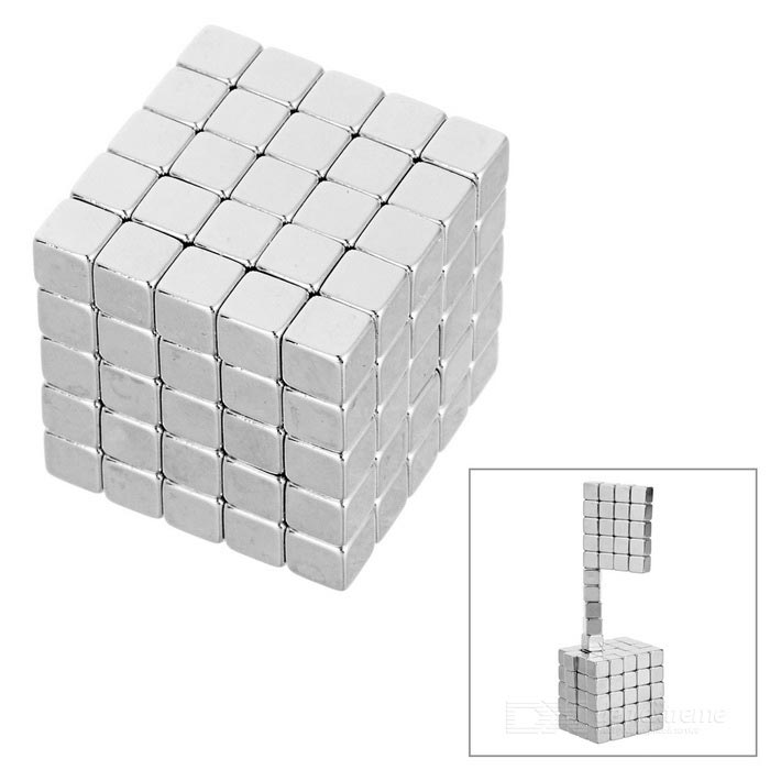 Intelligence Development Funny Magnetic Cubes Puzzle Magic