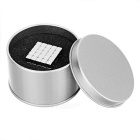 125PCS 5mm Square NdFeB Magnets Educational DIY Toy - Silver