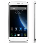 "DOOGEE T6 Android 5.1 4G Phone w/ 5.5"", 2GB RAM, 16GB ROM - White"