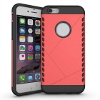 Protective Plastic Back Case for IPHONE 6 - Red