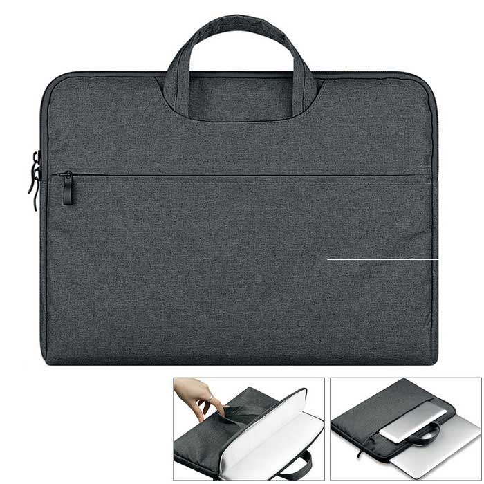 "Suitings laptop interior saco de manga para MACBOOK 13"" - cinza profundo"