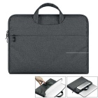 "Suitings Laptop Inner Sleeve Bag for MACBOOK 13"" - Deep Grey"