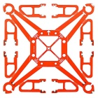 10*10cm Quadcopter Frame Parts for 7mm Coreless Motor - Red