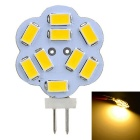 Marsing G4 2W 9-SMD 5730 LED 200lm 3000K Warm White Light Lamp(AC 12V)