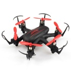 JJRC H20C 2.4G 6-Axis Gyro 4CH Drone w/ 2.0MP - Red + Black