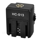HC-513 Replacement Digital Camera Hot Shoe Adapter for ADP-MAA - Black
