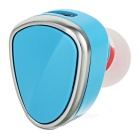 Universal Mini Wireless Bluetooth 4.1 Earphone - Blue + Black