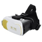 "VR BOX VR 3.0 Virtual Reality 3D Glasses for 4.5~6.0"" Phone - White"