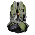 AoTu Outdoor Hiking Camping Daypack Backpack - Green (40L)