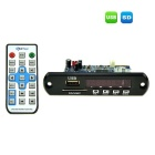 5V MP4 MP5 Player HD Video Decoder Module - Black