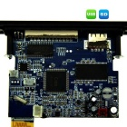 5V MP4 MP5 přehrávač HD Video Decoder Module - Black