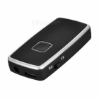 2 in 1 BT 3.0+EDR Transmitter + Receiver - Black + Silver
