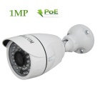 "Impermeável, 1/4 ""CMOS, 1.0MP, 36-IR-LED, 20m Night Vision"