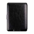 Classic Design Auto Sleep Case for Kindle Paperwhite 1/2/3 - Black
