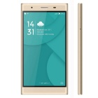"""DOOGEE Y300 Android 6.0 4G Phone w/ 5.0"""" HD, 2GB RAM, 32GB ROM - Gold"""