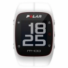 Polar M400 GPS Sports Watch & Activity Tracker - White