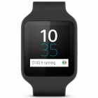 Sony SWR50 SmartWatch 3 Transflective Display Black Watch - Black