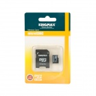 Подлинная KingMax Micro SD / TransFlash карта с SD Card адаптер (16GB / Class 6)
