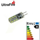 Ultrafire G4 2W 380lm 24-3014 LED Cool White Bulb (DC 12V/5PCS)
