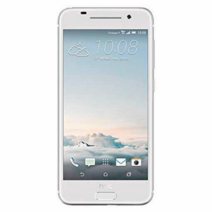 HTC One A9 32GB 4G LTE 5,0-tums Factory olåst telefon - Opal Silver