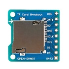 OPEN-SMART Micro SD / TF Card Breakout to DIP Board Module for DIY
