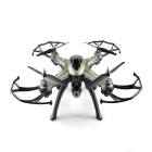 6-Axis Remote Control Smart Aircraft 360' Flips, FPV, Locating, with Removeable Protection Covers