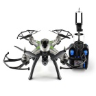 JJRC H25(H25W) 2.4G 4-CH RC Quadcopter with 0.4MP Wi-Fi Camera - Gray