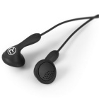REMAX 301 Bass In-ear Music Earphones w/ Mic. / Remote - Black