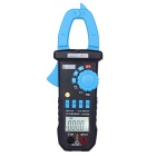 Bside ACM02 Plus 600A AC Current Digital Clamp Meter Multimeter - Blue