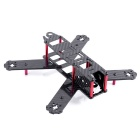 DIY 210 FPV Race Quadcopter Frame Kit for QAV210 - Black
