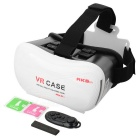 "Virtual Reality 3D Gafas Box + Bluetooth Controlador para 4 ~ 6"" Teléfonos"