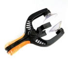 LCD Screen Opening Plier Cell Phone Repair Tool - Black + Yellow