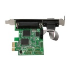 DIEWU PCI-E 1-Serial + 1-Parallel Expansion Card - Green