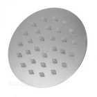 "Stainless Steel 304 4"" Round Shower Rainfall Shower - Silver"