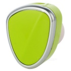 Universal Mini Wireless Bluetooth 4.1 Earphone - Green + Silver