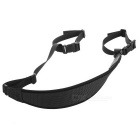 Dual-purpose Portable / Single Shoulder Sling Strap Belt - Black