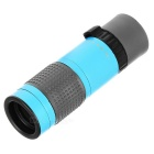 15~70X22 HD Zoom Monocular Telescope - Blue + Grey