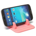 Remax Universal Soft Silicone Car Mount Holder for Cellphone - Pink