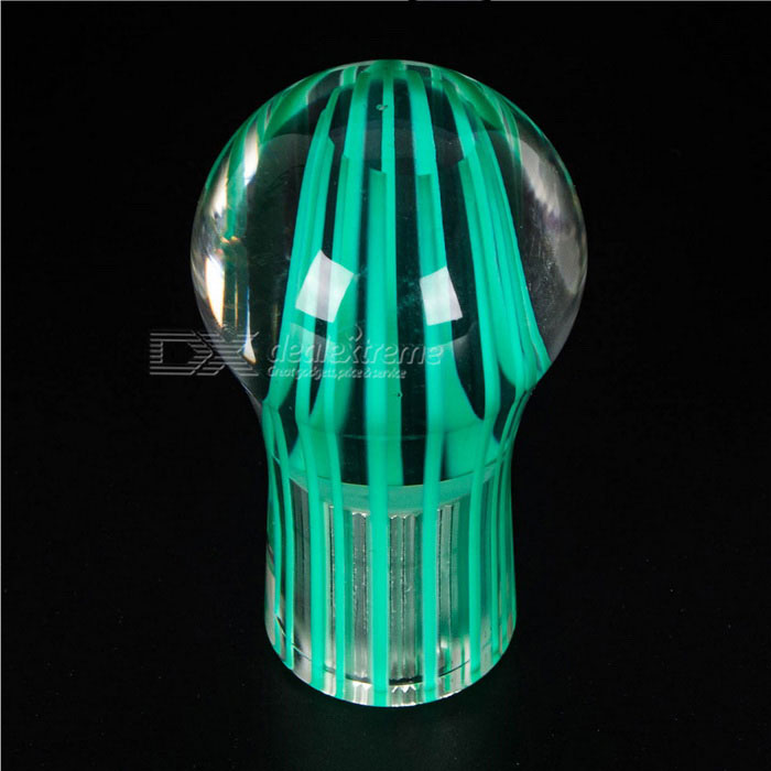 Practical Car Shift Gear Stick Knob - Green