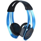 Syllable G700 Bluetooth V4.0+EDR Wireless Music Headset - Blue + Black