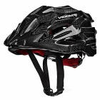 MOON Ultra-light Road Cycling Safety Bike Helmet - Black (L)