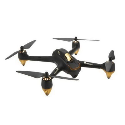Hubsan H501S X4 FPV 6-CH R/C Quadcopter Set w/ GPS, Camera - Black