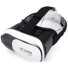 Virtual Reality 3D Glasses Box + Bluetooth Controller - White