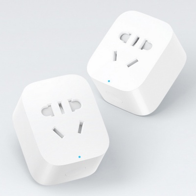 Xiaomi Home Wi-Fi Wireless Basic Ver. Smart Power Socket Plug - White