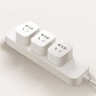 Xiaomi Home Wi-Fi Wireless Ver. Ver. Spina Smart Power Socket-Bianco