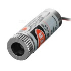 5mW 650nm Red Dot Laser Line Module - Silver (3~5V)