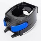 CARKING Car Mount Cup / Mobile Phone Holder - Black + Blue
