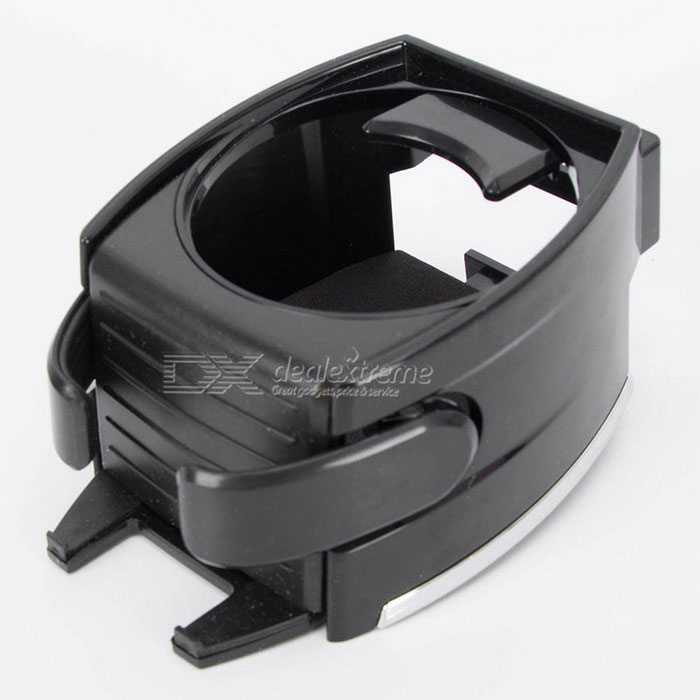 carroKING carro montagem Cup / mobile Phone Holder - preto