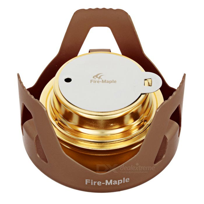 Fire-Maple FMS-122 Camping Alcohol Stove - Antique Brass