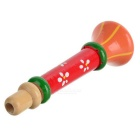 Madeira Mini trompete / Whistle Toy - Red + Multicolor